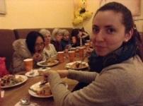 Thanksgivukkah at Village Cafe