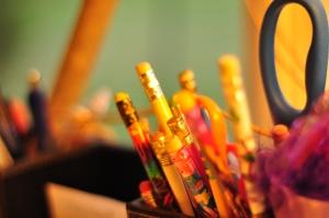 Writers need pencils